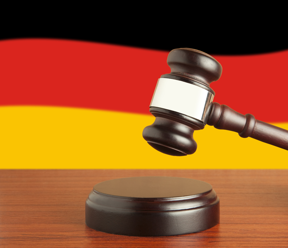 работа адвокатом в Германии