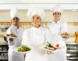 работа поваром в Германии