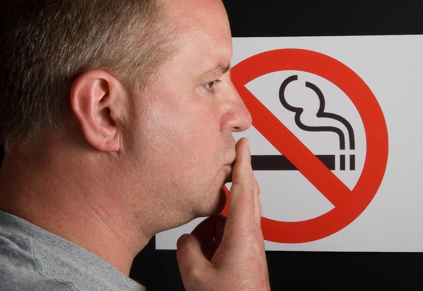 запрет курения в Германии