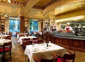 Ресторан в отеле Берлина