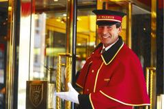 Работа в отеле, до 1500€/мес