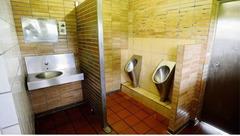 Работа по уборке туалетов на автобане А45