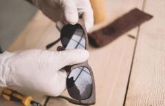 Производство очков в Нюрнбергe, работа в Германии