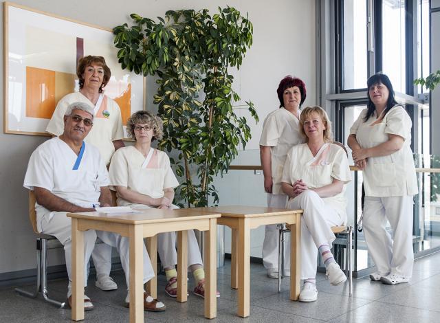 Медики в Halle