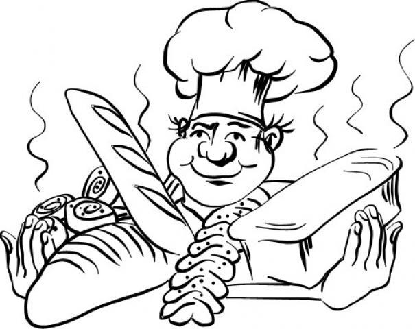 Приглашаем в новую команду пекарей! Работа в Гамбурге!