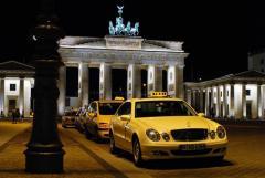 Службе такси во Франфурте требуются опытные водители