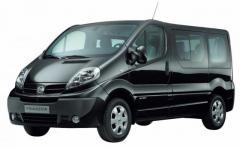 Водитель, ищу постоянную работу на своем микроавтобусе Nissan Primastar