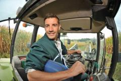 Работа в Германии трактористом на озеленение города