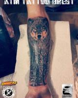 Tattoo Artisr мастер татуировки