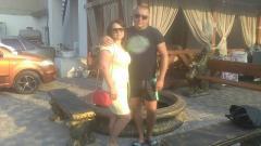 Честная семейная пара с Украины