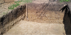 Земляные земельные работы в ручную